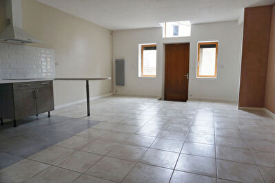 Appartement RdC à Montaigut sur Save 53m² centre ville